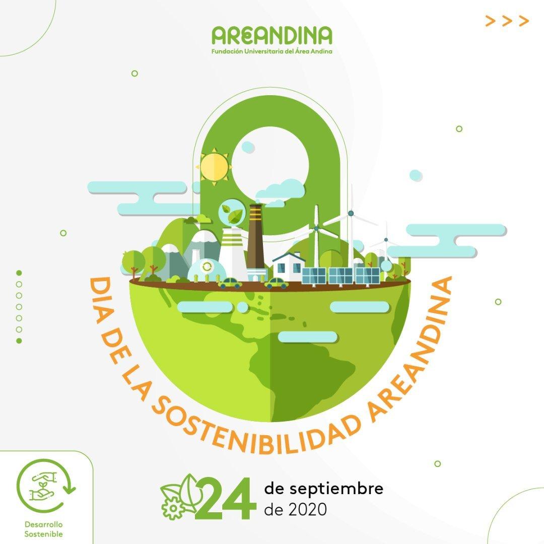 Llega el día de la sostenibilidad Areandina